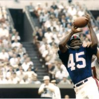 Homer Jones, New York Giants (September 17, 1967)