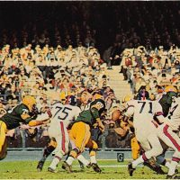 Green Bay Packers at New York Giants (October 22, 1967)