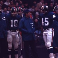 Philadelphia Eagles at New York Giants (November 17, 1968)