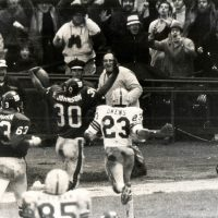 Ron Johnson (30), Washington Redskins at New York Giants (November 15, 1970)