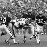 New York Giants at Cincinnati Bengals (December 3, 1972)