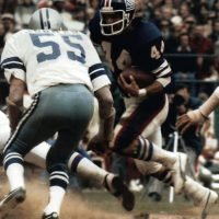 Doug Kotar, New York Giants (October 12, 1975)