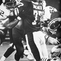 Troy Archer, New York Giants (October 24, 1976)