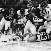 Larry Csonka, Chicago Bears at New York Giants (December 18, 1977)