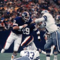 Brad Van Pelt, Dallas Cowboys at New York Giants (November 6, 1977)