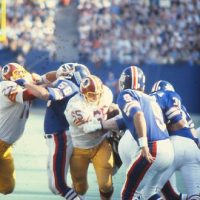 Washington Redskins at New York Giants (October 22, 1978)