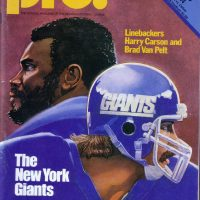 New York Giants Game Program (December 2, 1979)