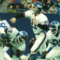 Phil Simms (11), New York Giants (November 30, 1980)