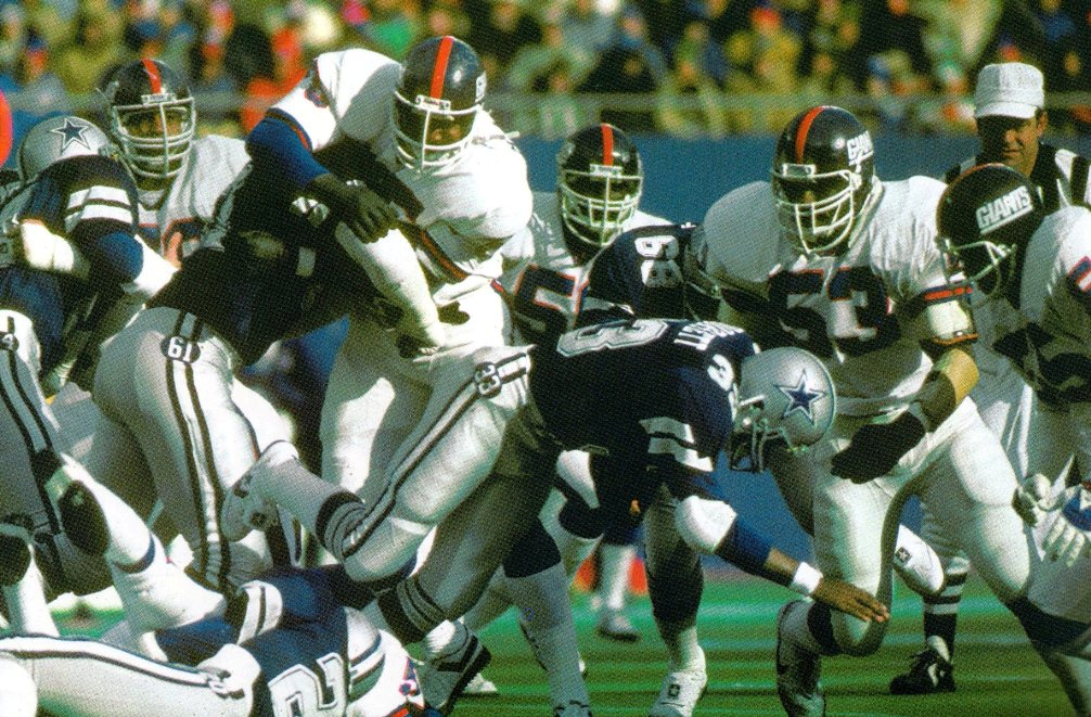 New York Giants Defense (December 19, 1981)