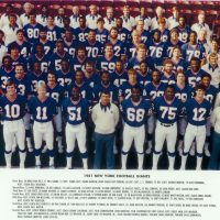 1981 New York Giants