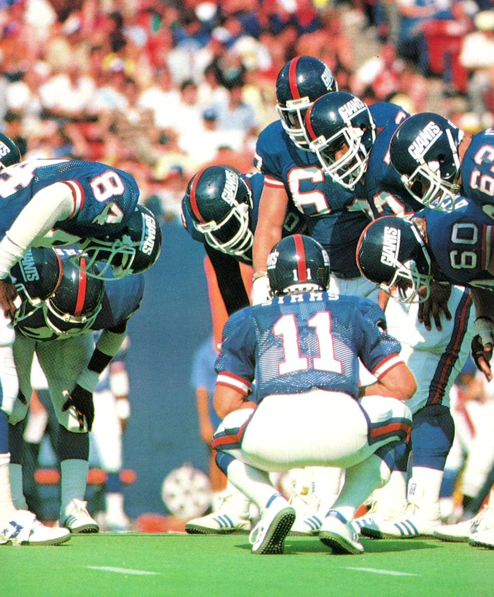 Phil Simms, New York Giants (1984)