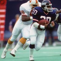 Joe Morris, New York Giants (November 3, 1985)