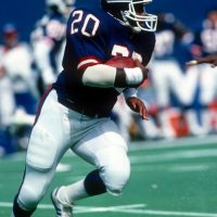 Joe Morris, New York Giants (September 8, 1985)