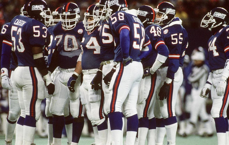 New York Giants Defense (January 11, 1987)