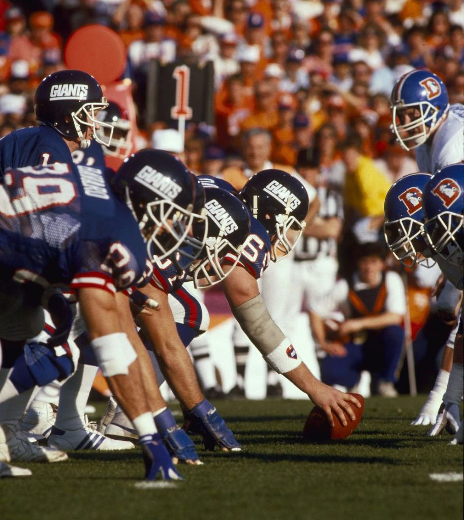 New York Giants Offense (January 25, 1987)