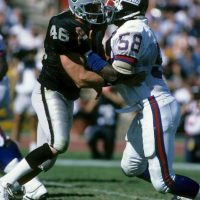 Carl Banks, New York Giants (September 21, 1986)