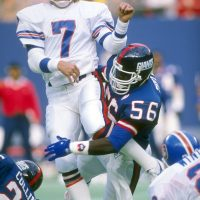 Lawrence Taylor, New York Giants (November 23, 1986)