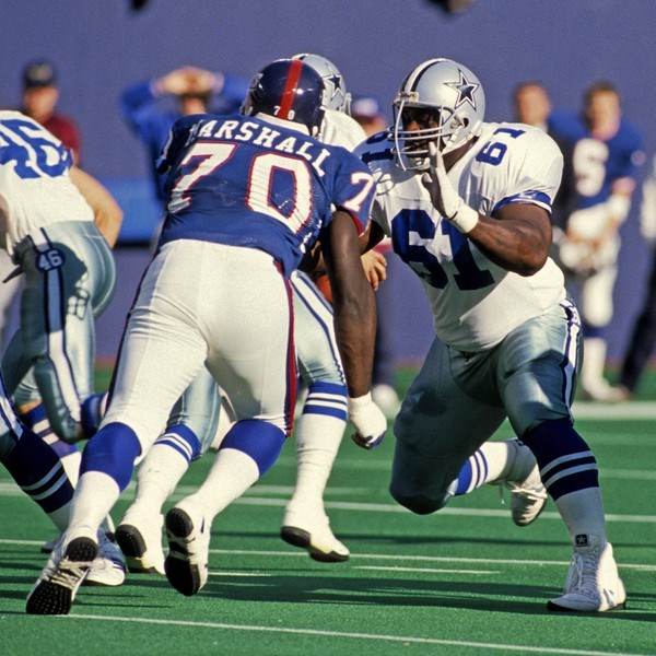 Leonard Marshall, New York Giants (November 6, 1988)