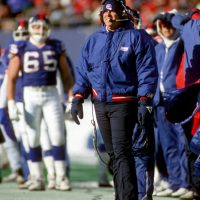 Bill Parcells, New York Giants (December 16, 1989)