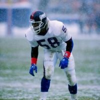 Carl Banks, New York Giants (December 10, 1989)