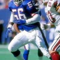 Lawrence Taylor, New York Giants (September 24, 1989)