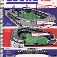 New York Giants 1989 Media Guide