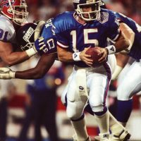 Jeff Hostetler, New York Giants (January 27, 1991)