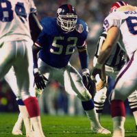 Pepper Johnson, New York Giants (January 27, 1991)