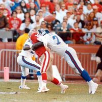 Leonard Marshall (70), New York Giants (January 20, 1991)