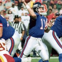 Phil Simms, New York Giants (October 14, 1990)