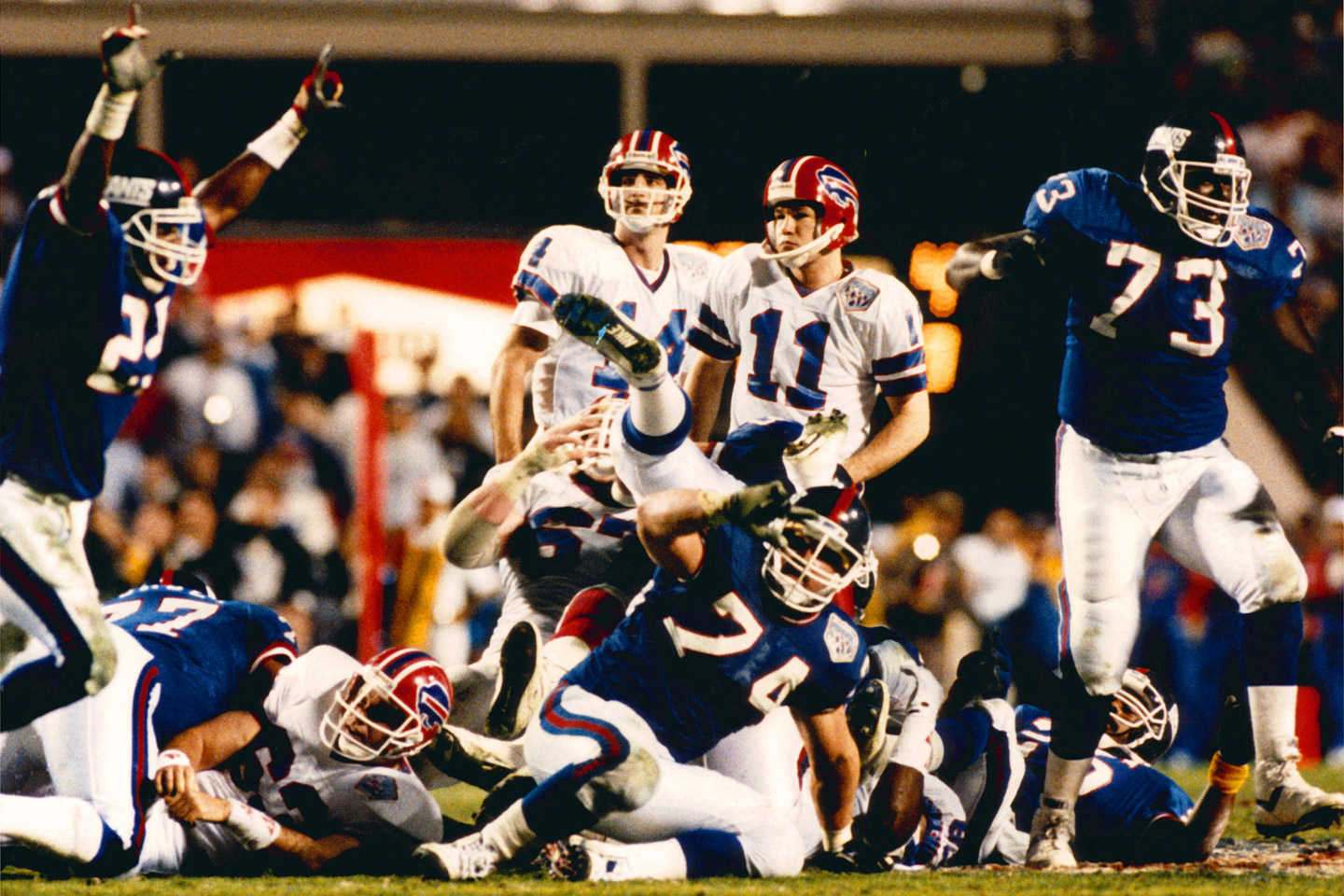 Wide Right, Super Bowl XXV, New York Giants (January 27, 1991)