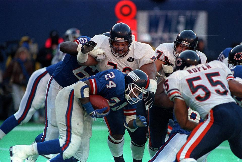 Ottis Anderson, New York Giants (January 13, 1991)