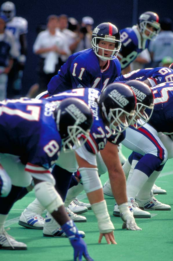 Phil Simms, New York Giants (September 13, 1992)