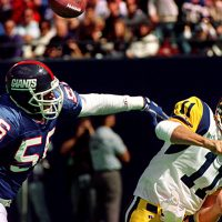 Lawrence Taylor, New York Giants (September 19, 1993)