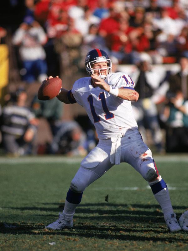Phil Simms, New York Giants (December 26, 1993)