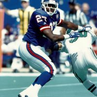 Rodney Hampton, New York Giants (September 4, 1994)