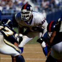 Jessie Armstead, New York Giants (September 27, 1998)