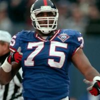 Keith Hamilton, New York Giants (December 5, 1999)