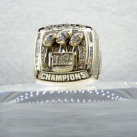 New York Giants Super Bowl XLII Ring