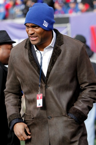Amani Toomer – © USA TODAY Sports Images