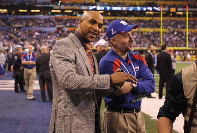David Tyree – © USA TODAY Sports Images
