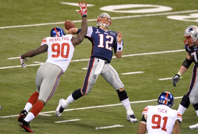 Jason Pierre-Paul, New York Giants (February 5, 2012)