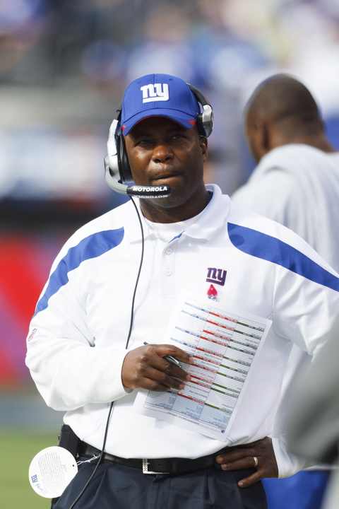 Perry Fewell, New York Giants (October 16, 2011)