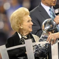Ann Mara, New York Giants (February 5, 2012)