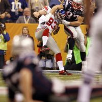 Chase Blackburn, New York Giants (February 5, 2012)