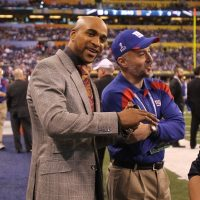 David Tyree, New York Giants (February 5, 2012)