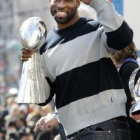 Justin Tuck, New York Giants (February 7, 2012)