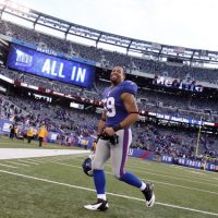 Michael Boley, New York Giants (January 8, 2012)