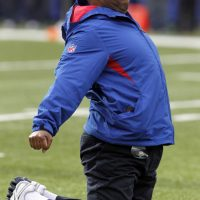 Perry Fewell, New York Giants (January 8, 2012)