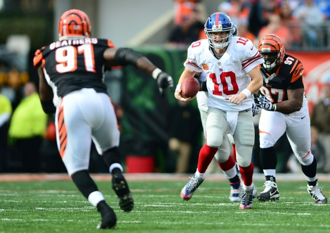 Giants to Practice Against Bengals Before Preseason Game?